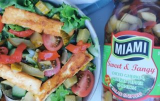 The quickest, tastiest salad you'll ever make